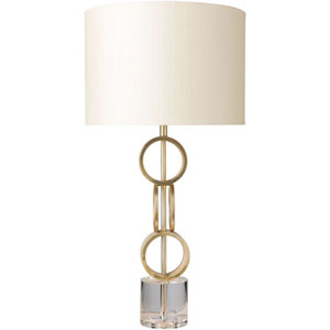 Monroe Gold Table Lamp