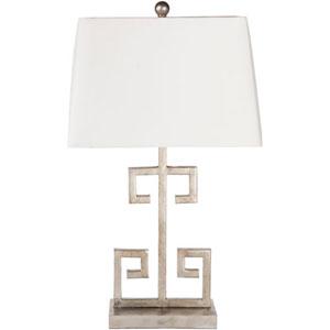 Cooper White One-Light Table Lamp