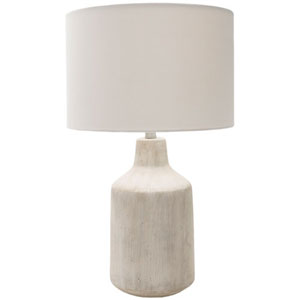 Quinn Painted Table Lamp
