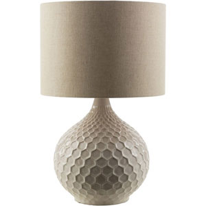 Selby Cream One-Light Table Lamp