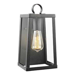 Knox Blacksmith Six-Inch One-Light Outdoor Wall Sconce