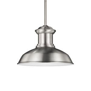 Lex Satin Aluminium Energy Star LED Outdoor Pendant