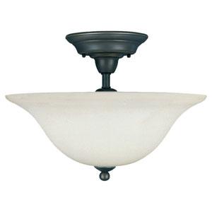 Partridge Semi-Flush Ceiling Light