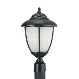 Anita Black Energy Star LED Outdoor Post Lantern