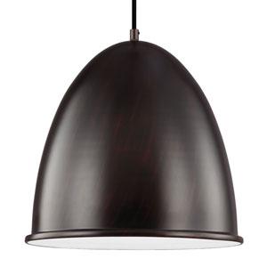 Howe Burnt Sienna One-Light Pendant