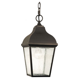 Kate Oil Rubbed Bronze Outdoor Pendant