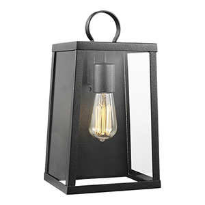 Knox Blacksmith Eight-Inch One-Light Outdoor Wall Sconce