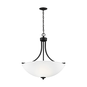 James Blacksmith 25-Inch Four-Light Pendant