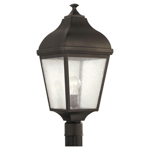 Kate Oil Rubbed Bronze Outdoor Post Light