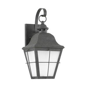 Hazel Oxidized Bronze Energy Star LED Outdoor Wall Lantern