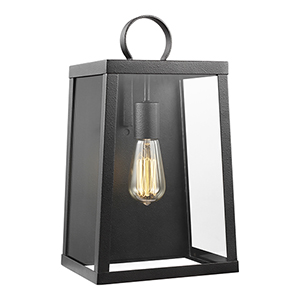 Knox Blacksmith 10-Inch One-Light Outdoor Wall Sconce