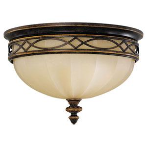 Belmont Flush Ceiling Light