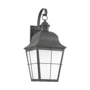 Hazel Oxidized Bronze Energy Star 21-Inch LED Outdoor Wall Lantern