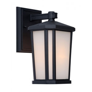 Kate Black 6-Inch One-Light Outdoor Wall Light