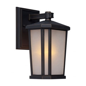 Kate Oil Rubbed Bronze 6-Inch One-Light Outdoor Wall Light
