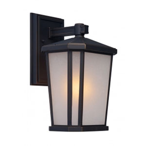 Kate Oil Rubbed Bronze 8-Inch One-Light Outdoor Wall Light
