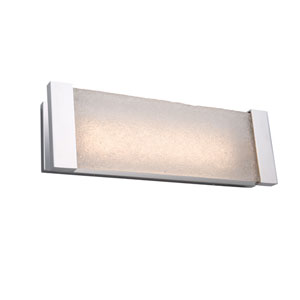 Essex Brushed Nickel 18-Inch LED Bath Bar