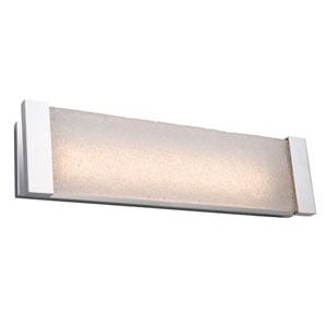 Essex Brushed Nickel 26-Inch LED Bath Bar