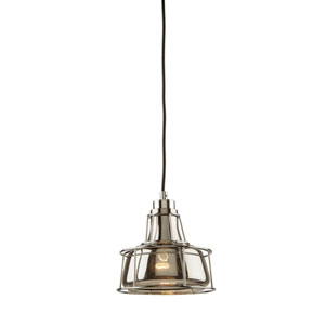 Madison Chrome 7-Inch One-Light Mini Pendant