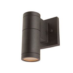 Pax Chrome One-Light Outdoor Wall Sconce