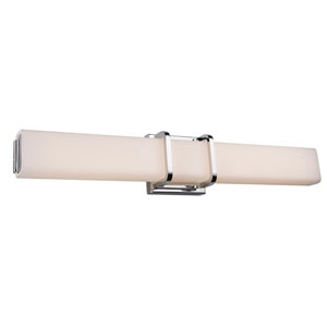 Cora Chrome 25-Inch LED Bath Bar