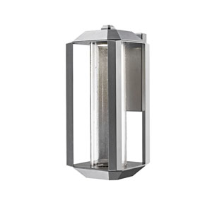Artemis Slate 7-Inch LED Outdoor Wall Sconce