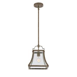George Bronze 10-Inch One-Light Mini Pendant