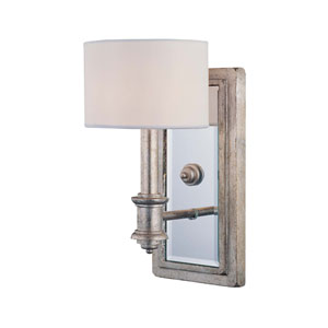 Isabella Beige Six-Inch One-Light Wall Sconce