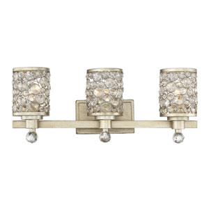 Camila Gold 24-Inch Three-Light Bath Vanity