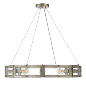 Knox Gold Dust 33-Inch Eight-Light Pendant