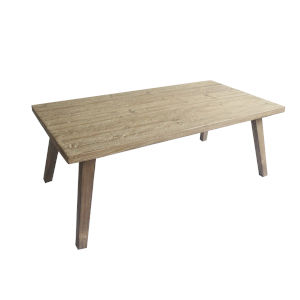 Fulton Blonde 48-Inch Coffee Table