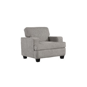 Linden Grey Accent Chair