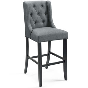 Monroe Gray Bar Stool