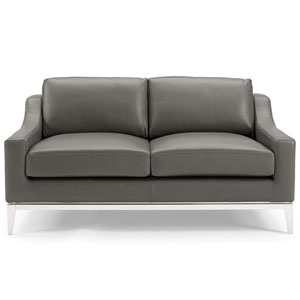 Cooper Gray Loveseat