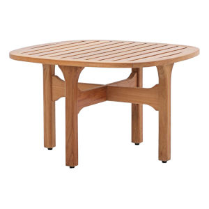 Roat Natural Outdoor Patio Coffee Table