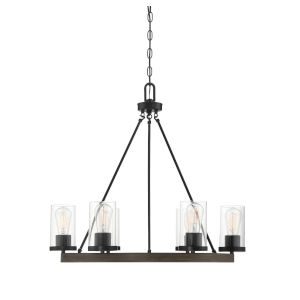 Lex Remington Five-Light Chandelier
