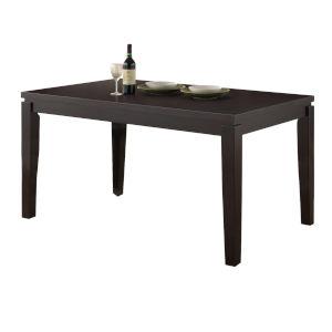 Linden Dark Espresso Rectangle Table