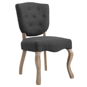 Aster Gray 20-Inch Dining Side Chair