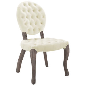 Aster Ivory 26-Inch Dining Side Chair