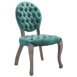 Aster Teal Dining Side Chair