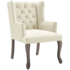 Vivian Ivory Armchair