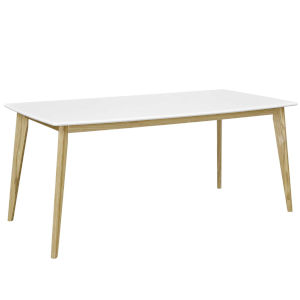Uptown White 71-Inch Dining Table