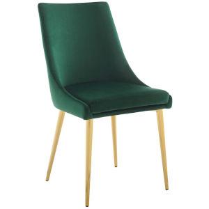 Cooper Green 24-Inch Velvet Dining Chair