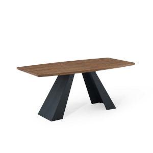 Fulton Walnut 71-Inch Dining Table