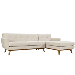 Nicollet Beige Right-Facing Sectional
