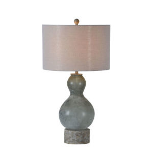 Anita Dusky Gray One-Light Table Lamp