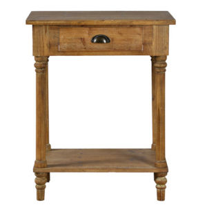 Willow Medium Brown End Table