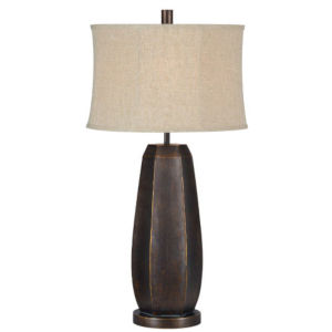 Jackson Antique Bronze One-Light Table Lamp
