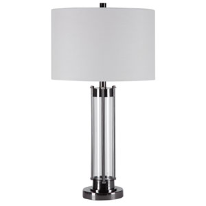 Nicollet Black 29-Inch One-Light Table Lamp