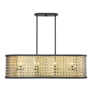 Morgan Castillo Eight-Light Chandelier